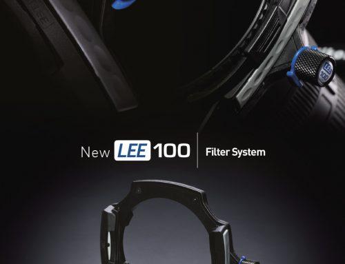 Sistema de filtros 100mm de LEE FILTERS