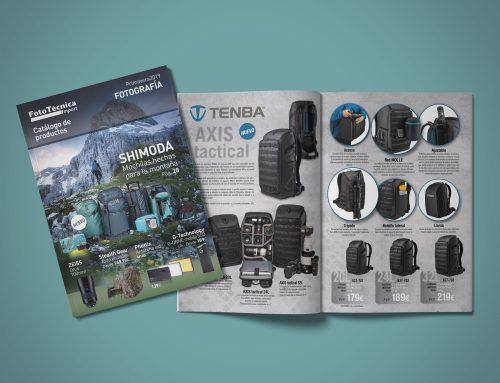 Revista semestral Foto Técnica Import