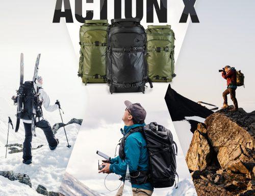 Nuevas SHIMODA Action X