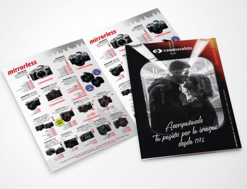 Catálogo ofertas Casanova Foto Navidad 2020