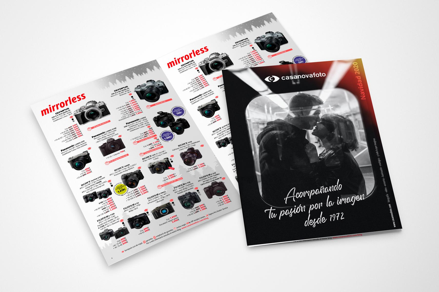 Catálogo ofertas Casanova Foto