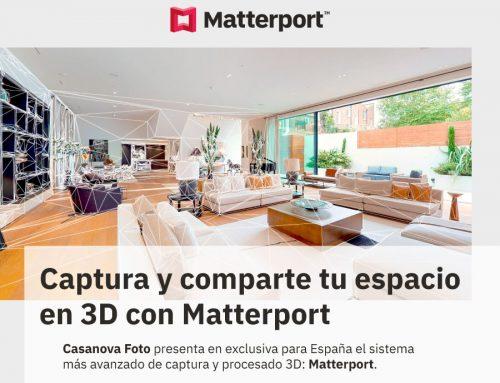 Newsletter Matterport